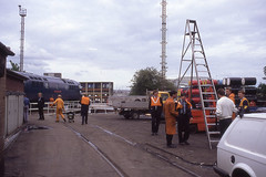 522-18 1013 BR 26061991 (Doctor Majuba) Tags: blue ranger rail railway class severn valley western locomotive courier region thousand association 52 hydraulic svr kidderminster d1013 d1062