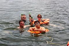 IMG_3387_mini (drayy) Tags: swimming swim boat jellyfish sailing yacht sail charter jeanneau pittwater hawkesbury backflip yeomansbay