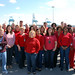 "JAXPORT Employees ""Go Red"" for Heart Health Awareness"