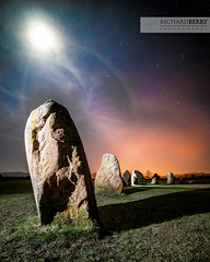 Standing Stones (Richard Berry Photography) Tags: landscape lakedistrict mystical magical keswick stonecircle castleriggstonecircle richardberry theenglishlakes theenglishlakedistrict wwwrichardberryphotographycouk castleriggstonecircleatnight castleriggstonecirclemoonlight castleriggstonecirclestars magicalstonecircle mysticalstonecircle