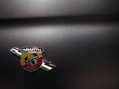 Fiat 500 Abarth (smaedli) Tags: chicago illinois unitedstates autoshow automotive transportation chicagoautoshow olympusep3 mzuiko135561442mm olympusmzuikodigitaled1442mmf3556iir