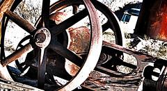 01725-47-Bucket of Rust-2-HDR (Jim There's things half in shadow and in light) Tags: red metal america rust iron nevada rusty noflash eldorado mojave hdr metalic mojavedesert eldoradocanyon ilobsterit