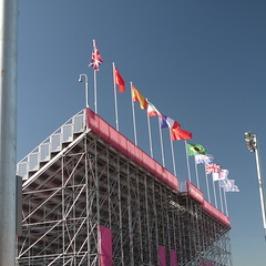 Riverbank Arena (Worthing Wanderer) Tags: summer london athletics stadium august stratford 2012 paralympics london2012