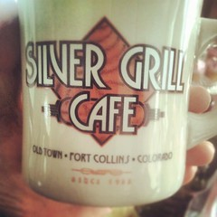 Silver Grill... #cafe