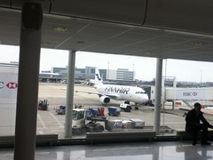 CDG: we gaan zo boarden