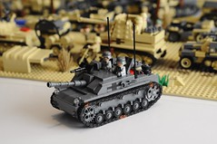 StuG III Ausf G (Florida Shoooter) Tags: germany lego ww2 spg tankbuster tankdestroyer assaultgun stugiiiausfg