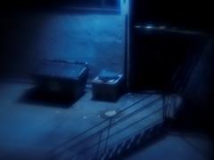 Backdoors. (SerrArris) Tags: original lensbaby olympus ep2