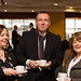 Michelle Russell, Alastair Weir, AXA & Deirdre Wafer, Liberty Insurance