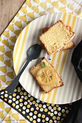 cakecitron075 (la cerise sur le gteau) Tags: food cooking yellow cake dessert baking lemon tea patisserie pastry gateau