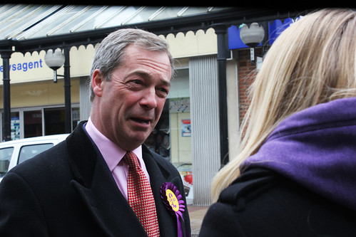 Nick Farage Interviev