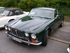 Jaguar XJ S1 (Zappadong) Tags: hamburg jaguar s1 2012 xj stadtparkrevival