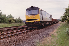60023  The Cheviot (marcus.45111) Tags: landscape steel 1994 named rotherham southyorkshire thecheviot class60 brinsworth 60023 railfreightmetals