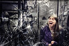 2/26/13 - 3/4/13 (tenilouise) Tags: selfportrait broken glass girl break inspired silence screaming 52weeks