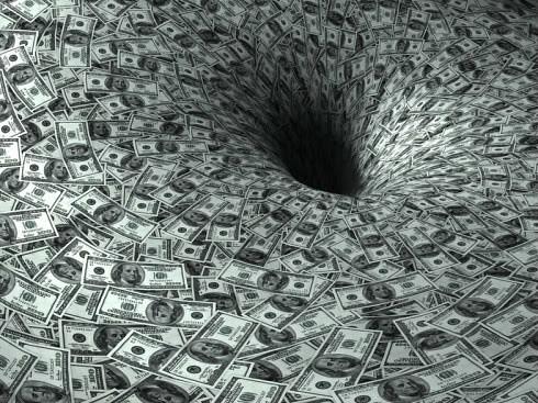 Zwart geld zoekt een weg