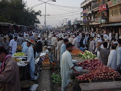 Local Market, Peshawar, Pakistan (tyamashink) Tags: pakistan