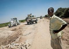 2013_01_24_Afgooye_Road_Grading c (AMISOM Public Information) Tags: somalia reconstruction mogadishu afgooye amisom