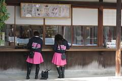 RKB Snappy (tomosang R32m) Tags: japan radio shrine tea ceremony  cherryblossom sakura fukuoka  snappy nodate    rkb fukuma  miyaji   tsuyazaki miyajidake fukutsu     cerasuscerasoides