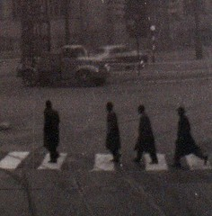 Shades of Abbey Road; Sheffield, 15 November 1959 (allhails) Tags: cu sheffield beatles abbeyroad ek31 ek31cu