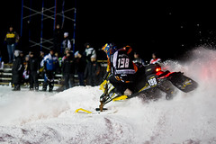 ISOC AMSOIL RAM Trucks Snocross (mwgiesbrecht) Tags: snow sports racing snowmobile skidoo isoc snocross amsoil