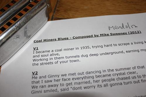 Coal Miners Blues