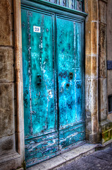 Antibes Door-2013-03-14-13 (Mark Tasker Photos) Tags: door 2 france canon riviera mark 5d antibes hdr mark2 tasker