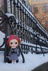 St.Petersburg's girl