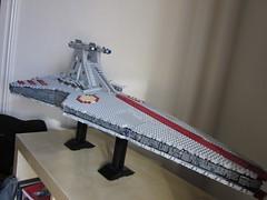 IMG_1064 (JourianBax) Tags: star starwars lego wars stardestroyer moc ucs afol cuusoo venator
