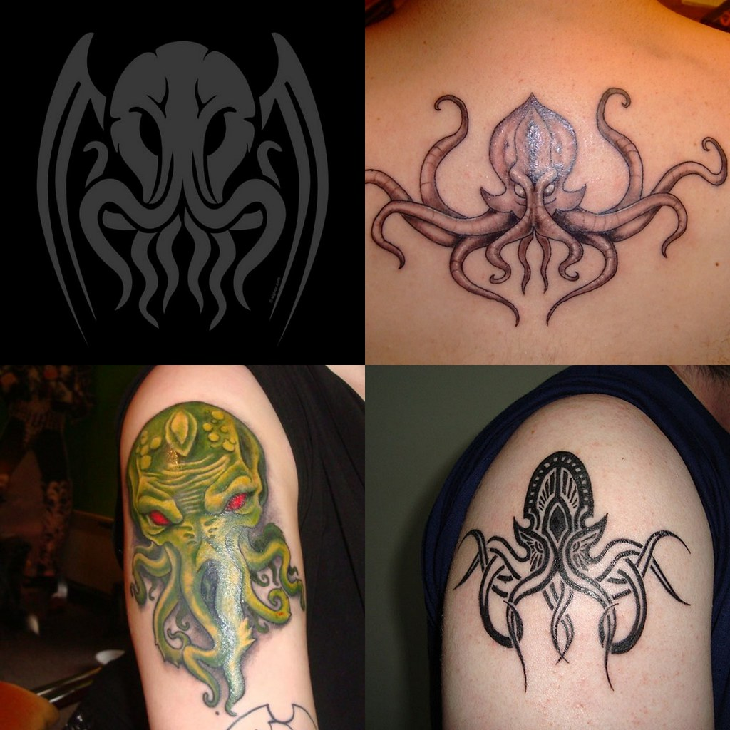 The World's most recently posted photos of cthulhu and