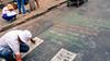 graphos marginal (RAOOS Irie) Tags: street urban brasil writing sãopaulo rua write asfalto letras comunicação ortografia moradorderua escrita recado grafia graphos