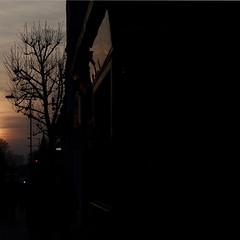 doom (Cosimo Matteini) Tags: road street sunset building tree london shop pen square olympus westbournegreen westbournegrove m43 mft 45mmf18 epl1 mzuiko cosimomatteini
