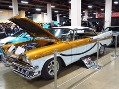 2013 World of Wheels in Boston (mike01905) Tags: worldofwheels boston 1957 dodge customroyald500 2013worldofwheels