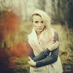 Anika (Weiss M.) Tags: portrait people model herbst frau farbig