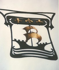 Hotel Pa (sftrajan) Tags: paris sign metal hotel ship prague decoration praha praga tschechien secession artnouveau czechrepublic praag prga jugendstil  starmsto eskrepublika szecesszi architecturaldecoration secese   republiquetchque eka hotelpa cecesnarchitektura