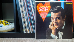 Always You by Robert Goulet (johnnytreehouse) Tags: robert goulet always you 60s crooner singer vocalist record vinyl lp album music collection