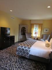 The Other Corner of My Suite at the Mayton Inn -- Cary, NC, July 3, 2016 (baseballoogie) Tags: maytoninn nc northcarolina hotel room hotelroom 070316 baseball16 canonpowershotsx30is cary