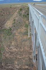 DSC_8974 (My many travels) Tags: rio grande gorge bridge new mexico water rocks river