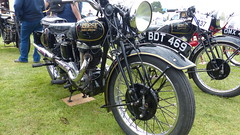 Rudge Sports Special 495cc Reg: BDT 469 (bertie's world) Tags: lincolnshire steam rally 2016 lincoln showground rudge sports special 495cc reg bdt469