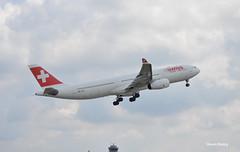 HB-JHJ (Kevin Bitry) Tags: hb jhj hbjhj swiss swissintlairlines schweiz svizzera airbus a330 a330343 a330300 airbusa330 airbusa330343 zrich zurich zrichflughafen zurichflughafen aroport airport flughafen zrichkloten d3200 d32 d32d nikond3200 nikon kevinbitry kevin keke kequet kequetbibi kequetbitry