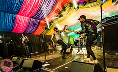 Songhoy Blues (B'ham Review) Tags: birmingham indieimagesphotography photosbyindieimages songhoyblues birminghamreview concert gigphotography livemusic livemusicphotography moseleyfolk onstage performer stagelights