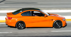 ///M3 @ Washington Soares (LeoMuse747) Tags: bmw m3 e92 coupe fire orange bright color exotic auto automotive automobile asphalt car cars supercars supercar super panning motion blur slow shutterspeed washington soares avenue fortaleza ceara cear brasil brazil leomuse747 nikon d5100 nikkor 70300mm vr lens camera bimmer german worldcars afternoon artistic photo photography photographer