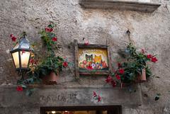 Particolari (Luca Angelini) Tags: fiori santostefanodisessanio albero archi balcone borgorosepietre campanella lume mestieri paese panorami porta portone primopiano valeria abruzzo italia