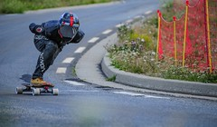 Longboard (tombrissiaud) Tags: france nikonfrance photographie longboarding action peyragudesneverdies2016 peyragudesneverdies sportphoto sport d300 downhill dh nikon longboard
