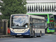 TLC 13982 YY64YKJ Keighley Bus Stn on 727 (1280x960) (dearingbuspix) Tags: tlc 13982 yy64ykj