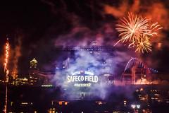 _DSC0751 (marilynwe) Tags: 2016 becca chris family marinersgame rebecca safecofield turnerfamily fireworks