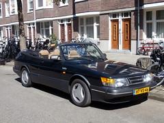 Saab 900 turbo cabrio 1988 nr2178 (a.k.a. Ardy) Tags: htvs46 htvs4601 softtop