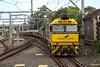 2016-08-23 Pacific National NR28-NR117-8118 Mortdale 3WB3 (deanoj305) Tags: pacific national intermodal steel train 3wb3 nr28 nr117 8118 mortdale nsw illawarra south coast line locomotive new wales australia au indian