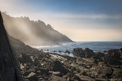 Ribadesella (Nuria Domnguez) Tags: ribadesella asturias landscape paisaje mar sea beach rocas acantilado wonderful love sunset maravillanatural spain espala nuriadomnguez beautiful asturies norte nort sky cielo