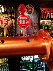 Camden Hells (DarloRich2009) Tags: camdenhells lager camdentownbrewery brewery beer ale camra campaignforrealale realale bitter hand pull
