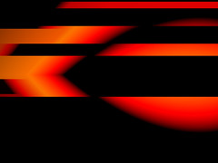 exit IV (j.p.yef) Tags: peterfey jpyef yef digitalart abstract abstrakt stripes red black