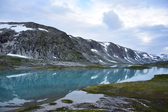Noruega (CLAUDIA COTA) Tags: noruega norway mountains fjords fiordos snow landscapes water sky clouds scandic photography fotografa claudiacota